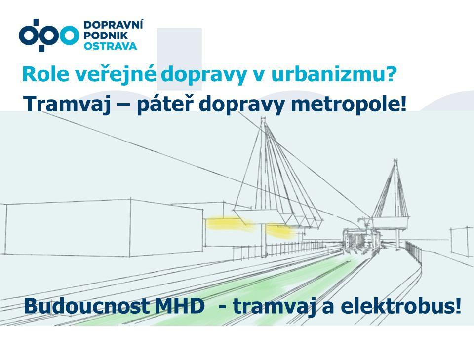 Role veřejné dopravy v urbanizmu
