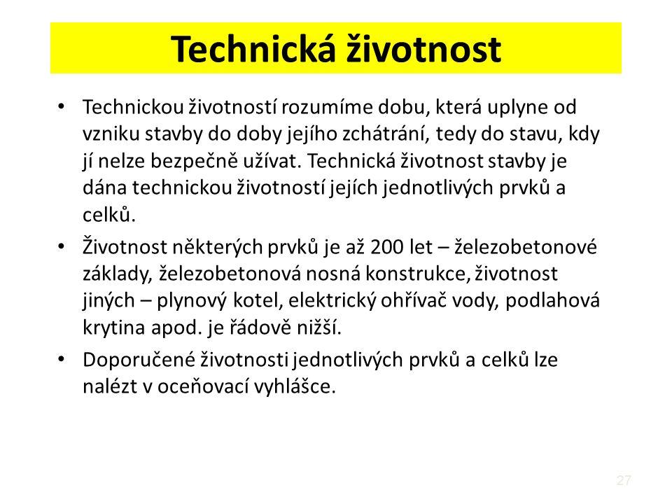 Technická životnost