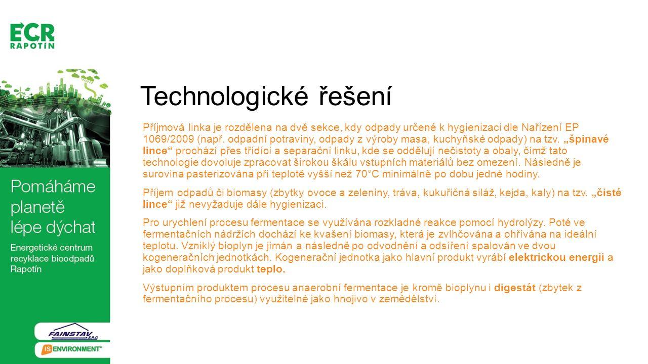 Technologické řešení