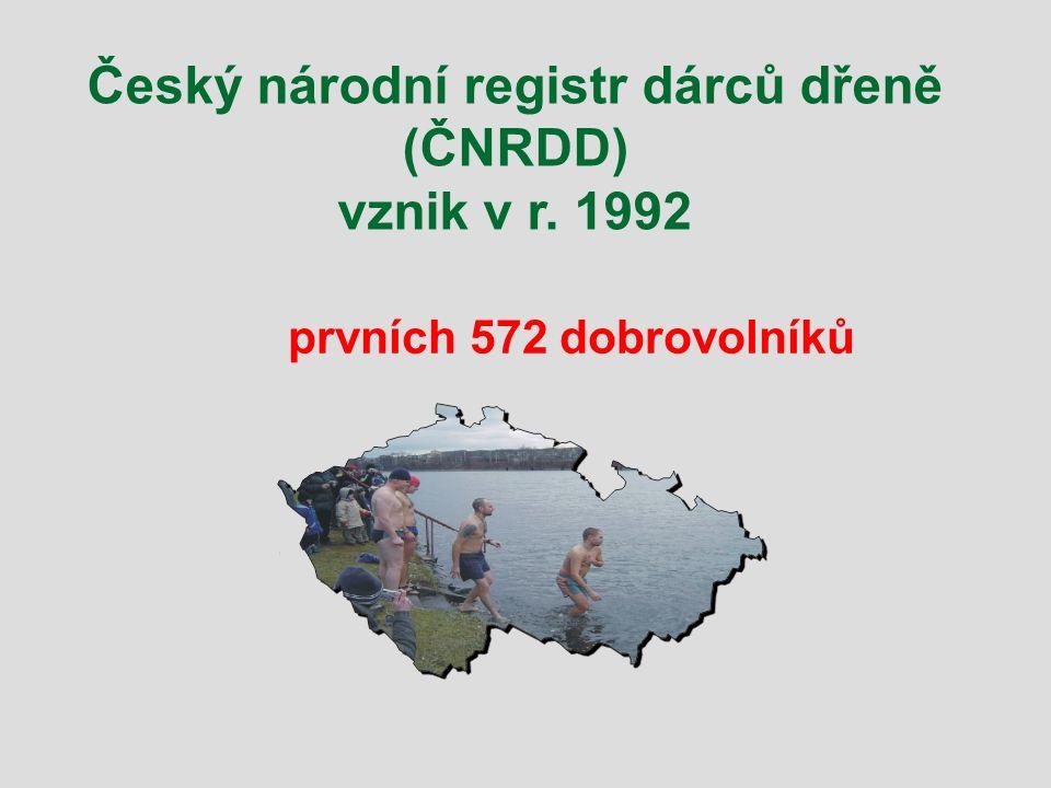 Český národní registr dárců dřeně
