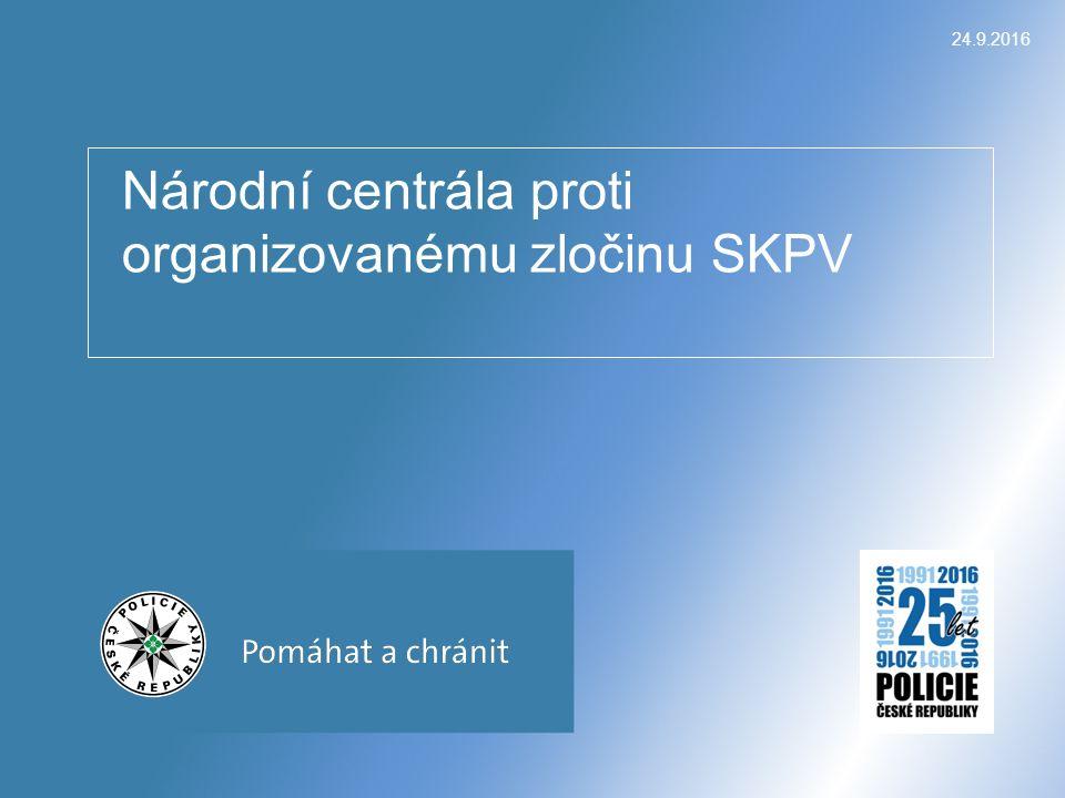 Národní centrála proti organizovanému zločinu SKPV