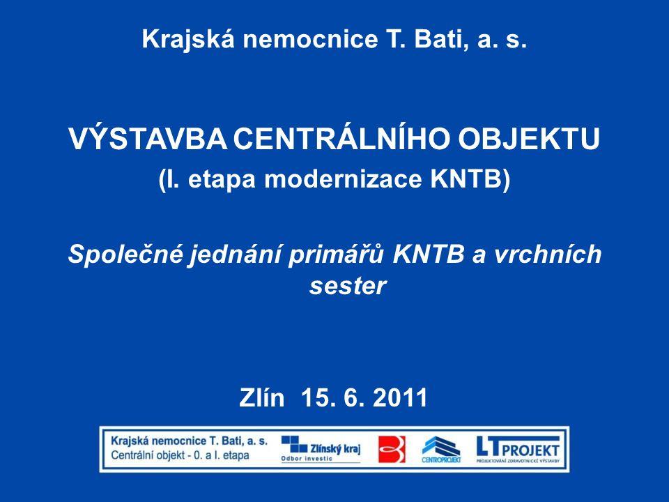 Krajská nemocnice T. Bati, a. s.