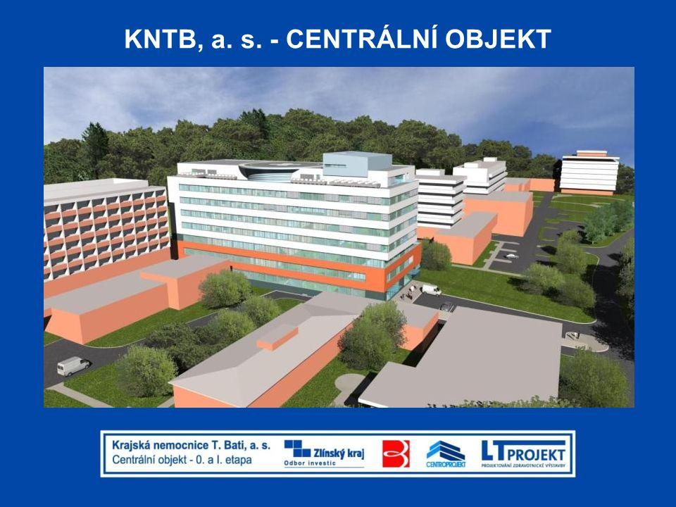 KNTB, a. s. - CENTRÁLNÍ OBJEKT