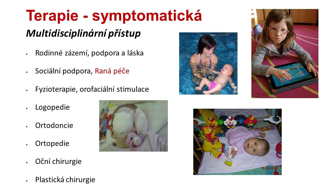 Terapie - symptomatická