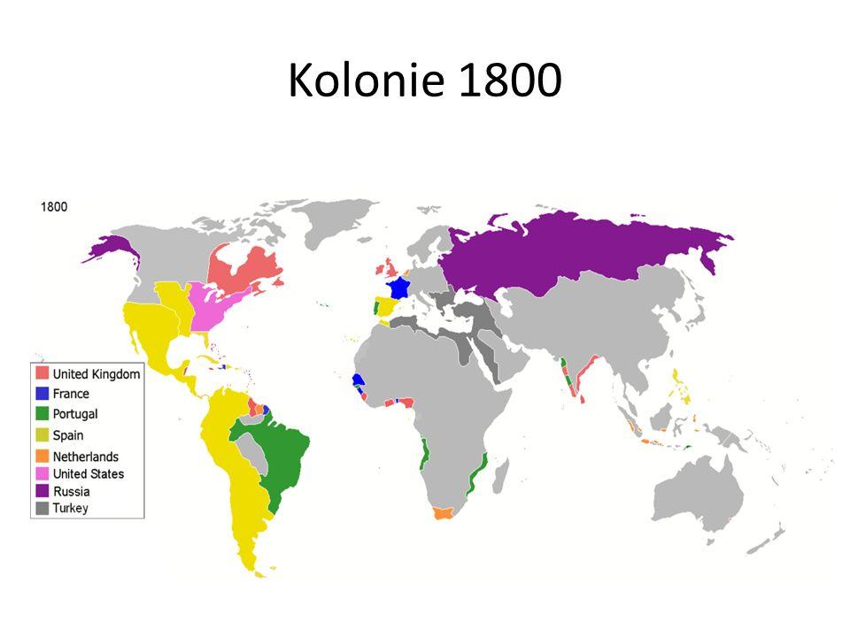 Kolonie 1800