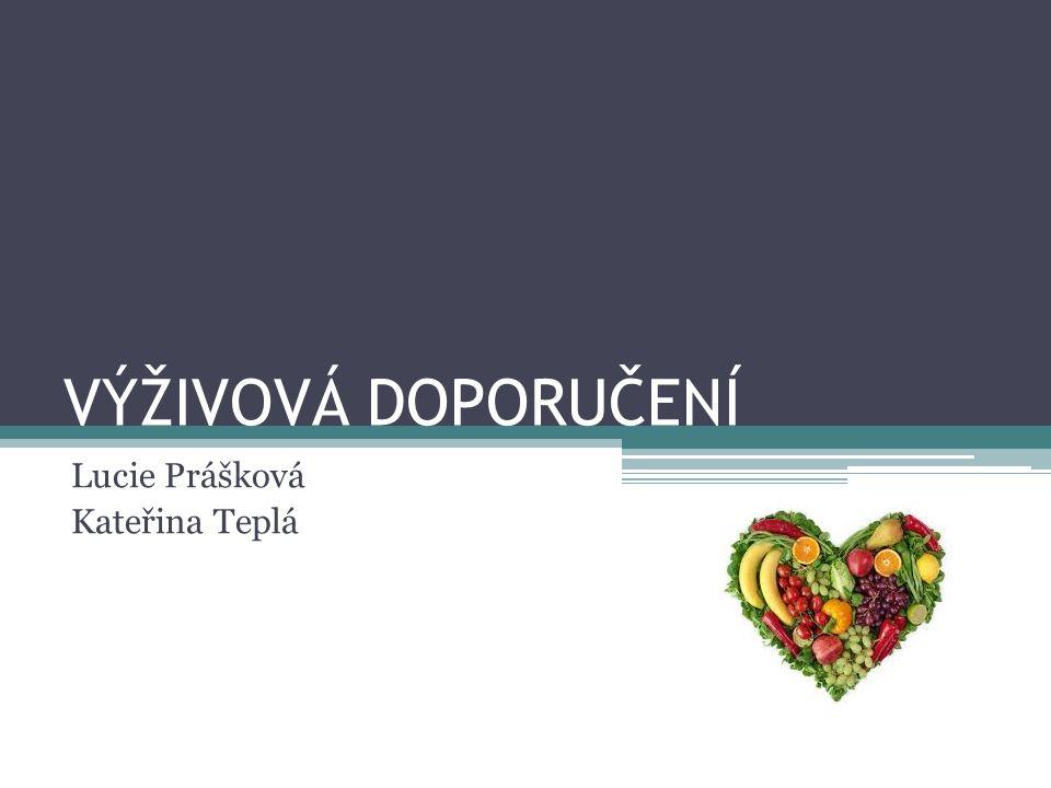 Lucie Prášková Kateřina Teplá