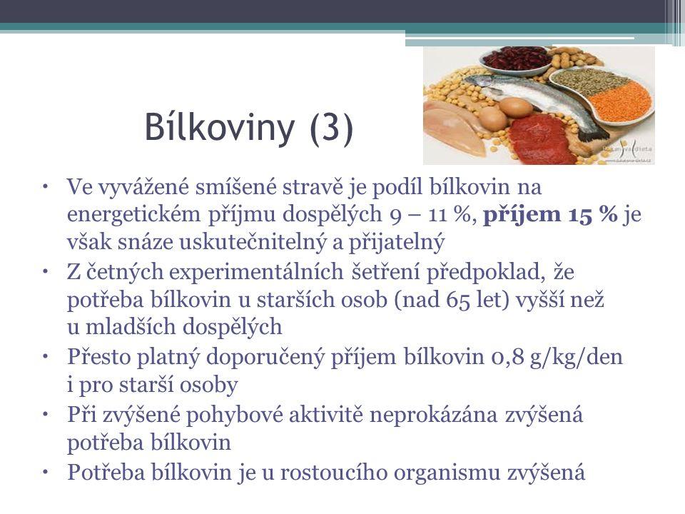Bílkoviny (3)