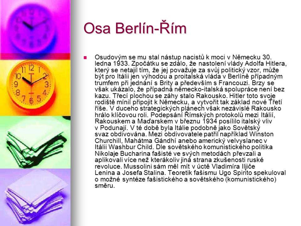 Osa Berlín-Řím