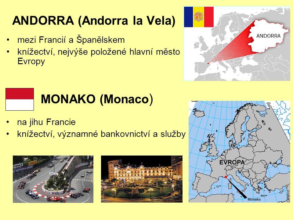 ANDORRA (Andorra la Vela)