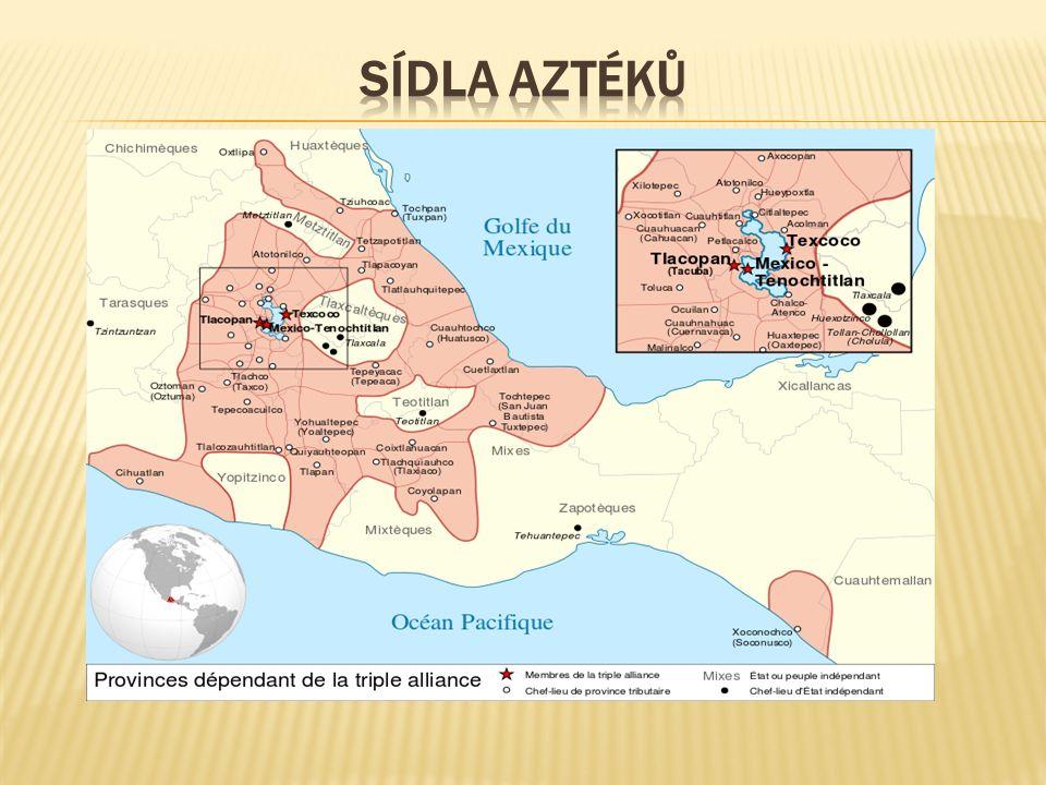 Sídla Aztéků