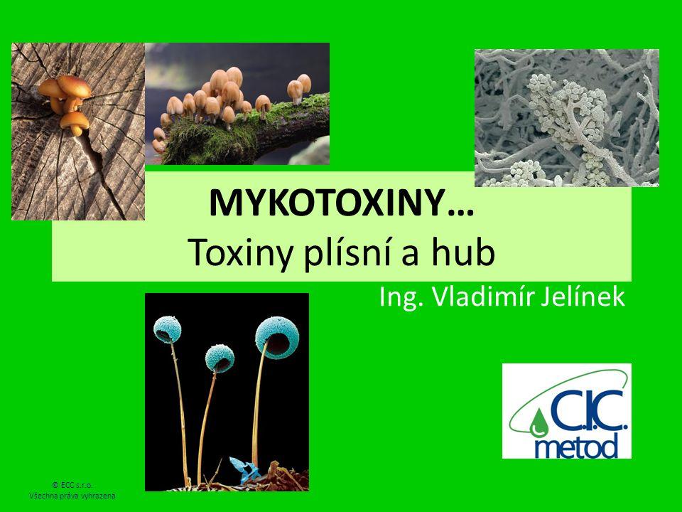 MYKOTOXINY… Toxiny plísní a hub