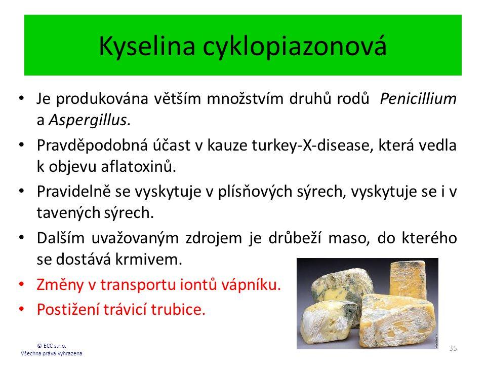 Kyselina cyklopiazonová