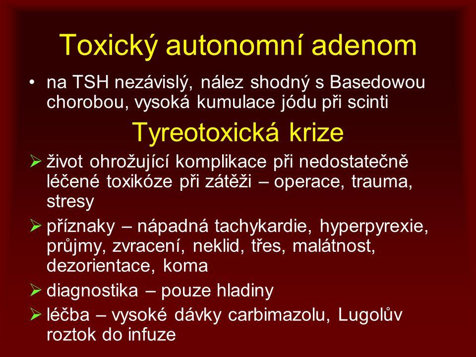 Toxický autonomní adenom