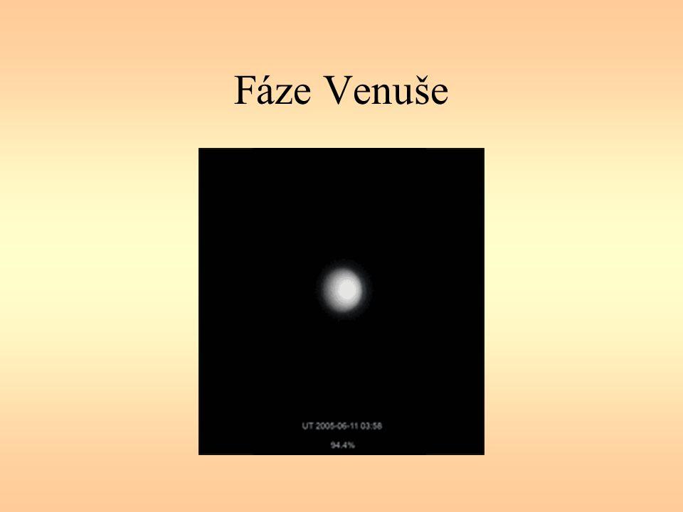 Fáze Venuše