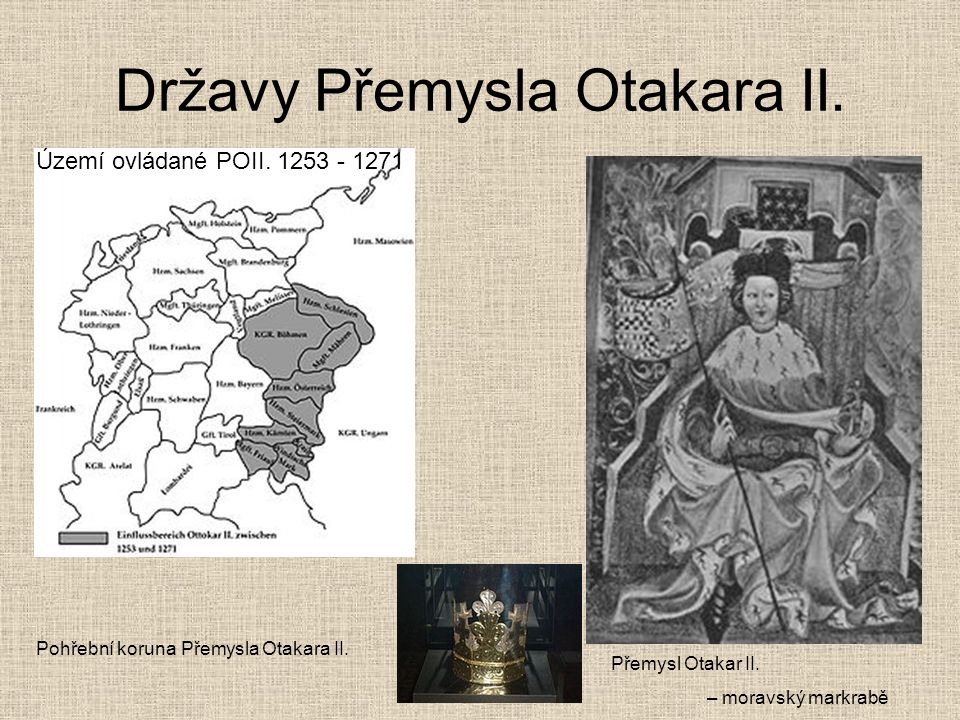 Državy Přemysla Otakara II.
