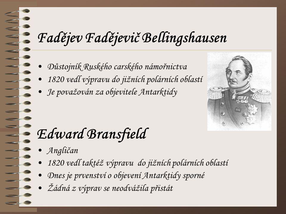 Fadějev Fadějevič Bellingshausen