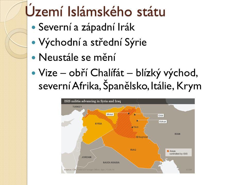 Území Islámského státu