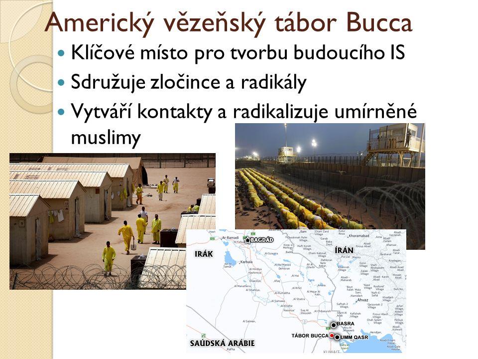Americký vězeňský tábor Bucca