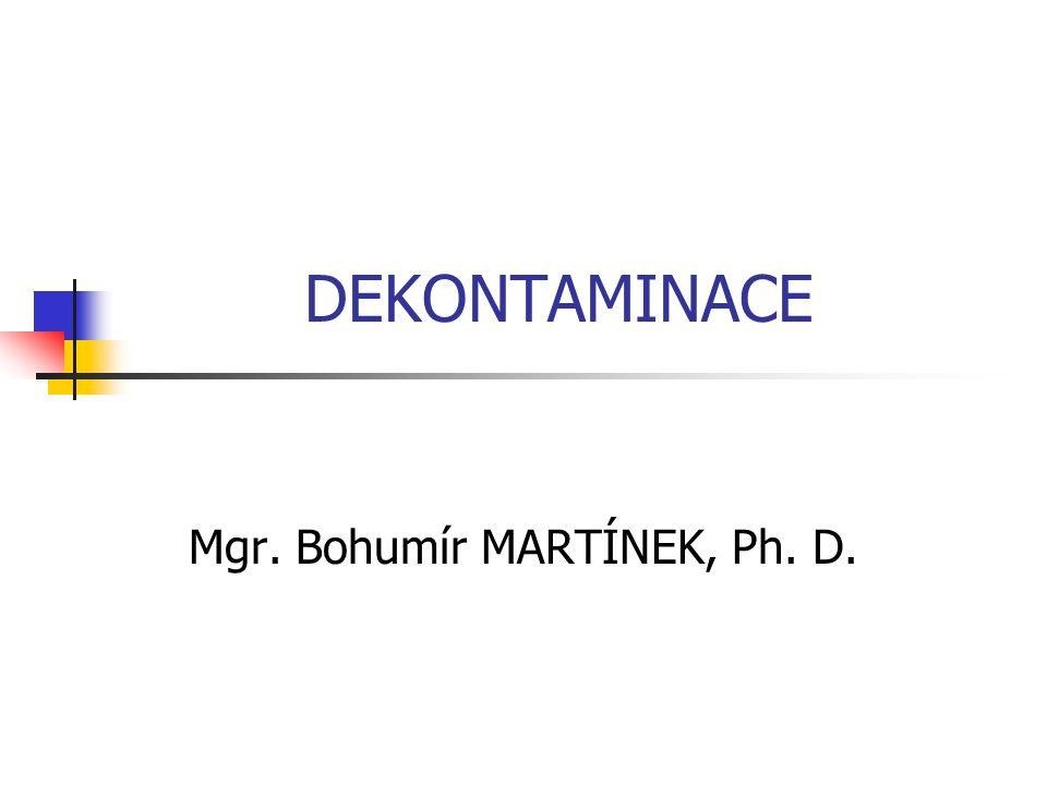 Mgr. Bohumír MARTÍNEK, Ph. D.