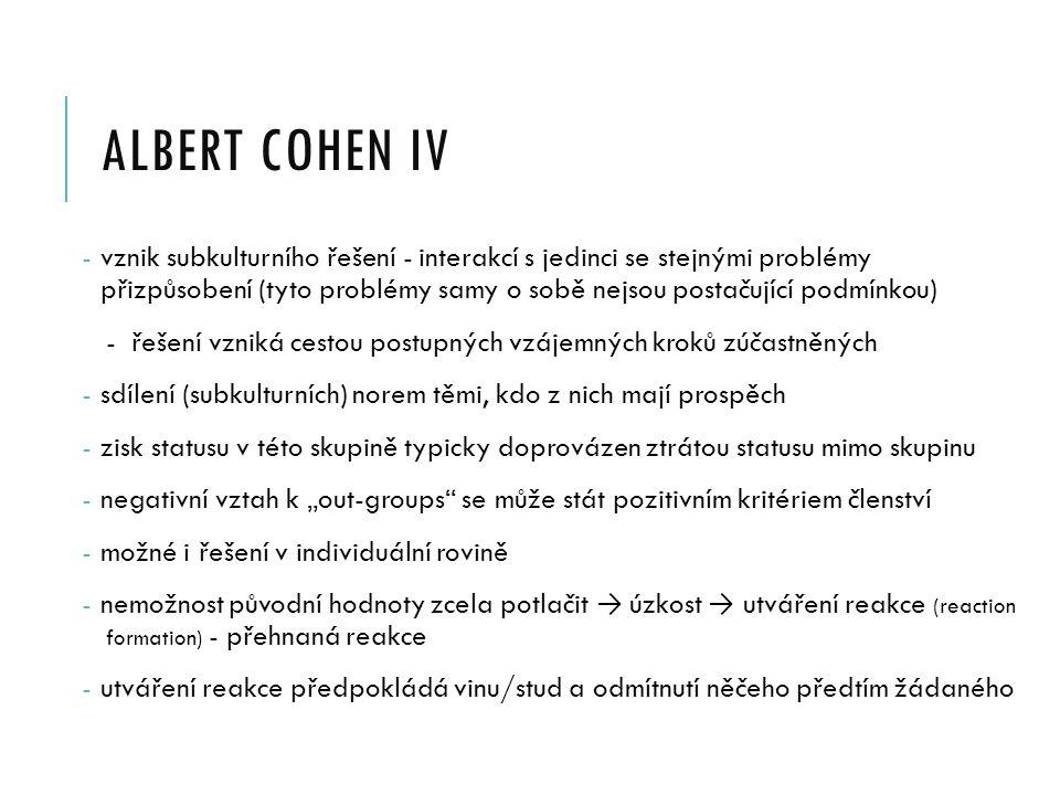 albert cohen IV