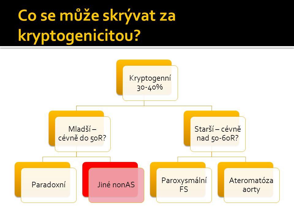 Co se může skrývat za kryptogenicitou