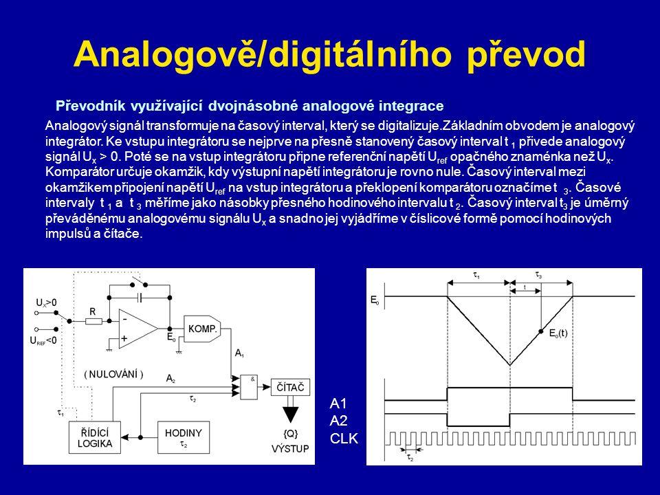 Analogově/digitálního převod