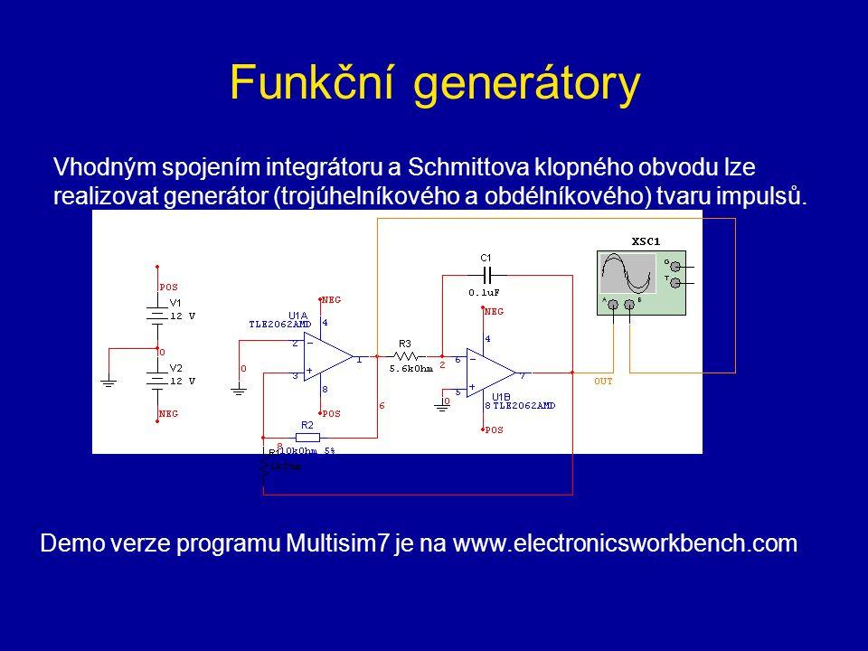 Funkční generátory