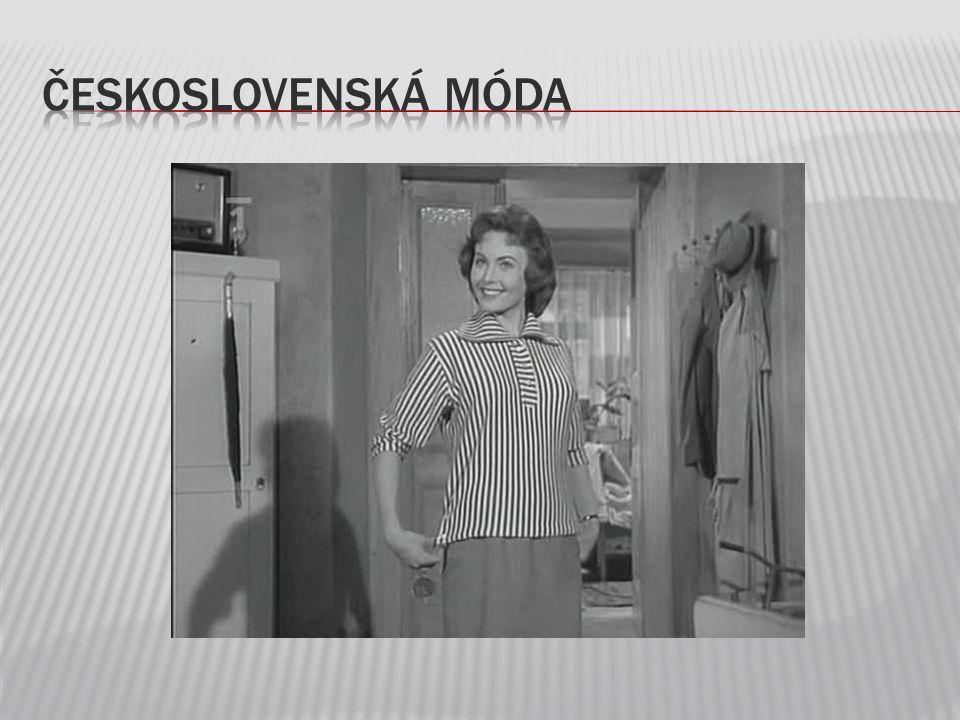 Československá móda
