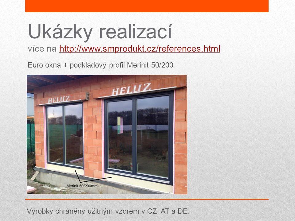 Ukázky realizací více na http://www.smprodukt.cz/references.html