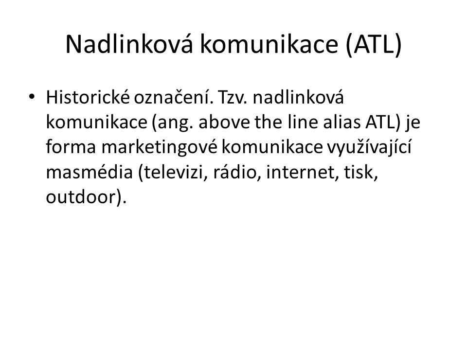 Nadlinková komunikace (ATL)