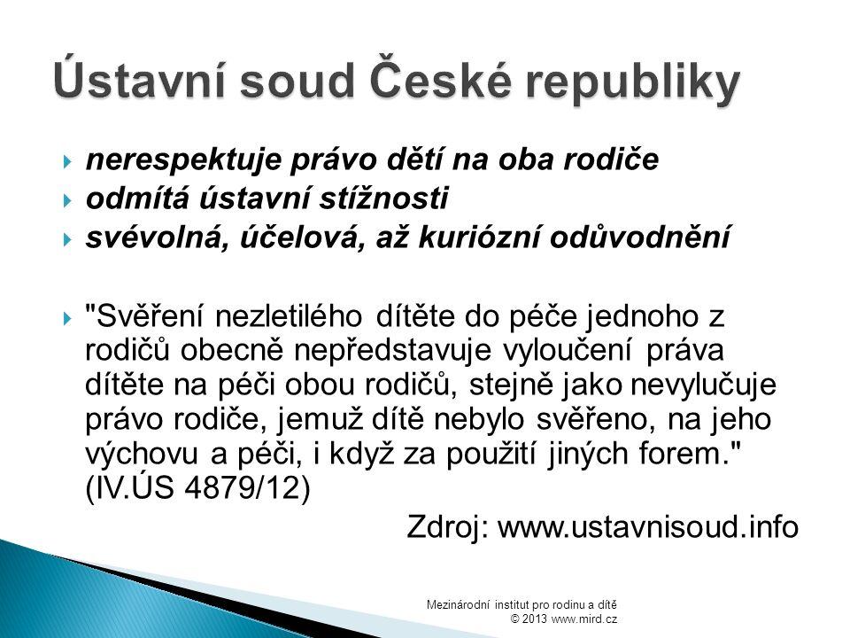 Ústavní soud České republiky