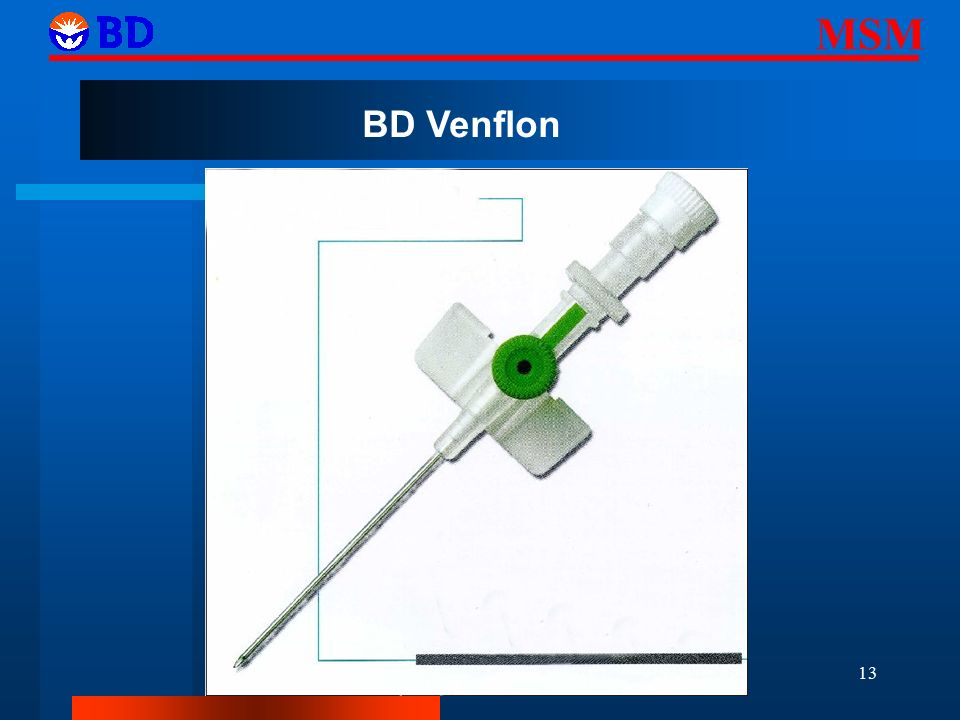 BD Venflon