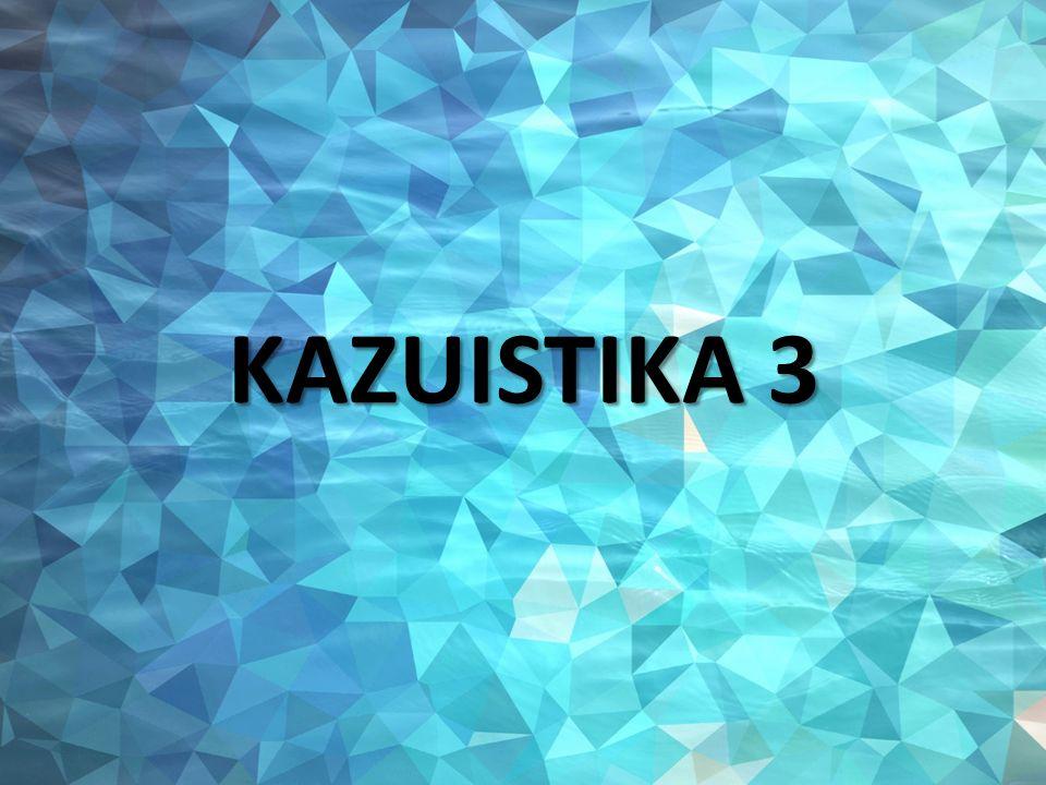KAZUISTIKA 3