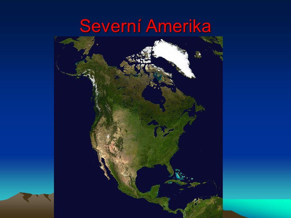 Severní Amerika