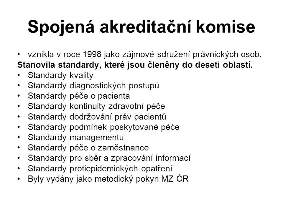 Spojená akreditační komise