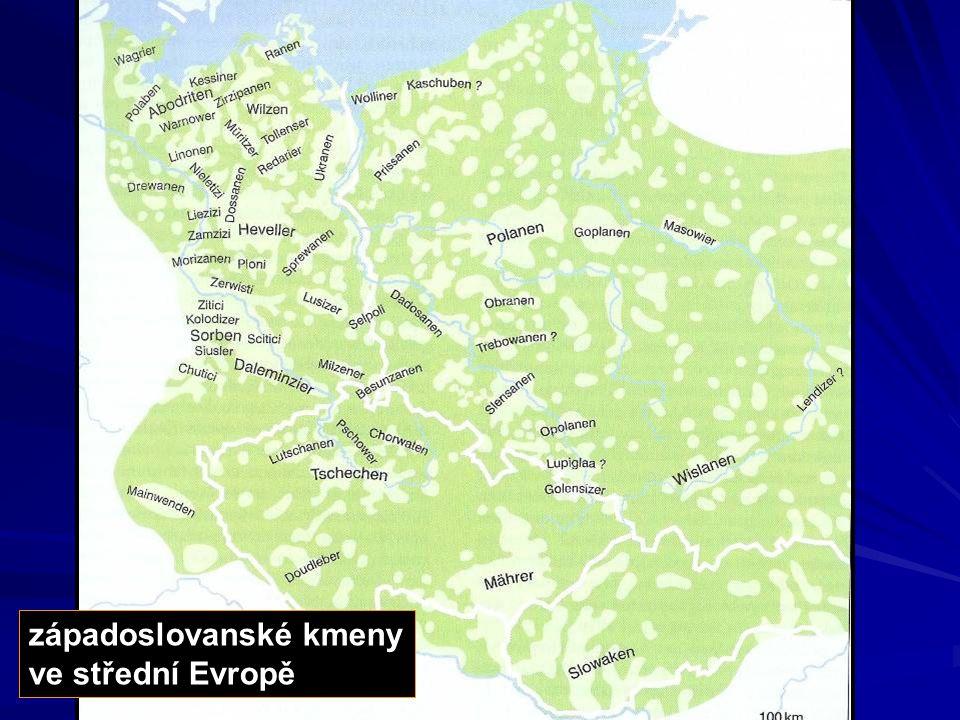 západoslovanské kmeny