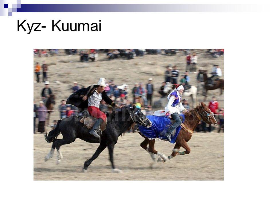 Kyz- Kuumai