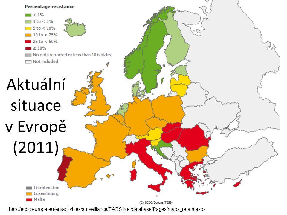Aktuální situace v Evropě (2011)