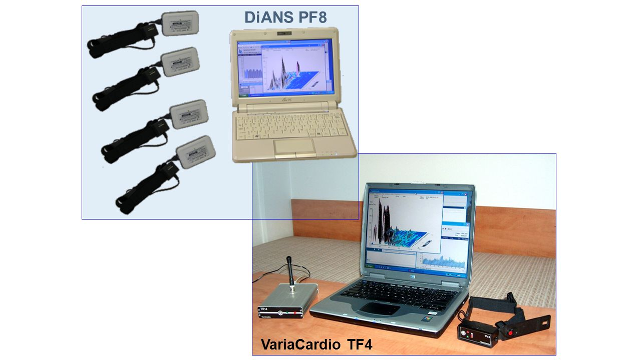 DiANS PF8 VariaCardio TF4