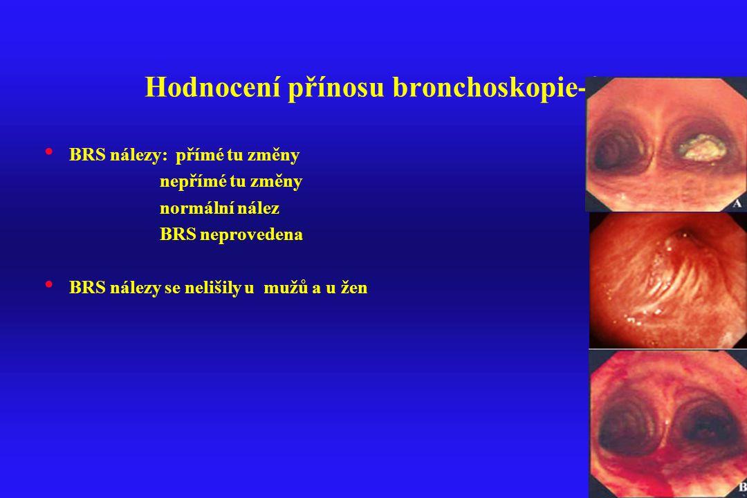 Hodnocení přínosu bronchoskopie-2