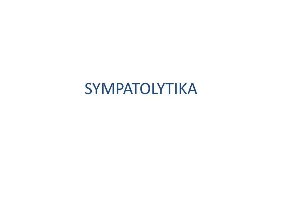 SYMPATOLYTIKA