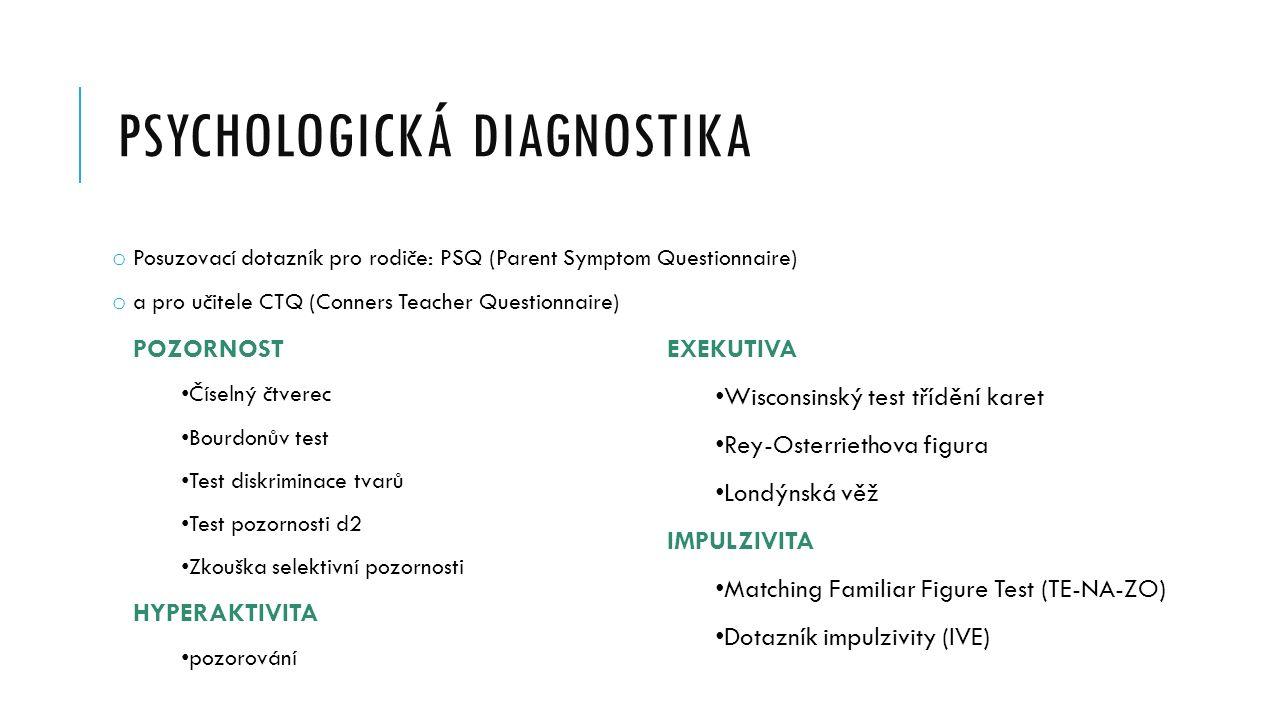 Psychologická diagnostika