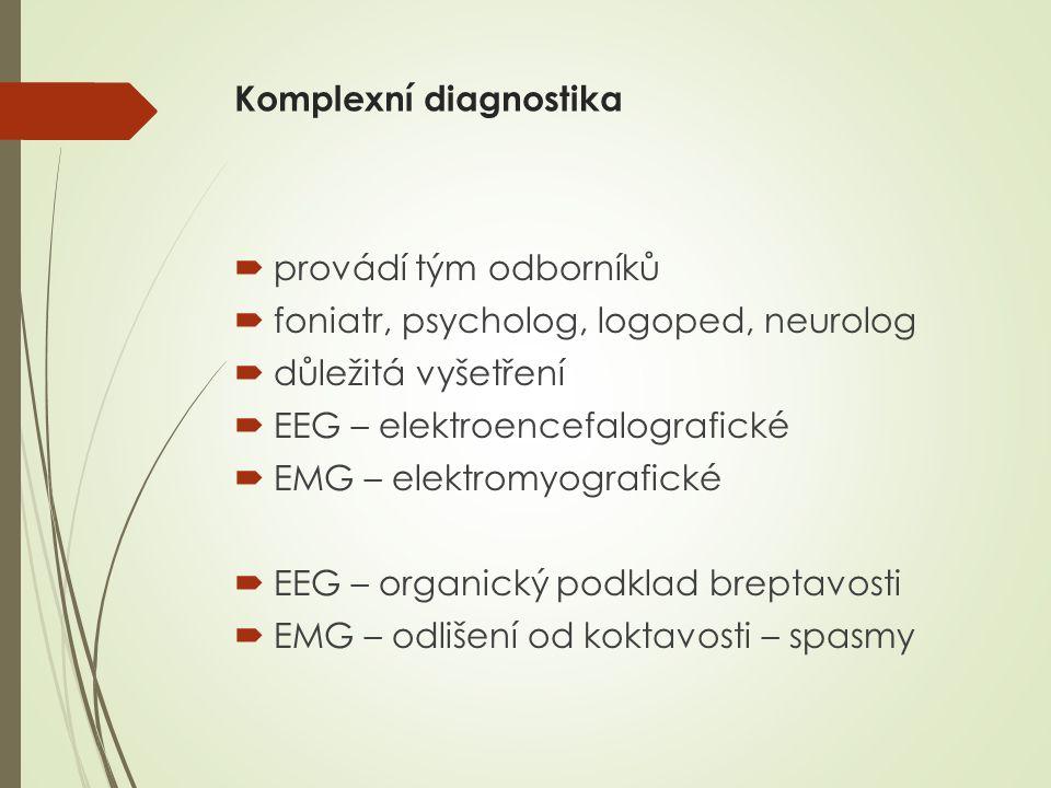Komplexní diagnostika