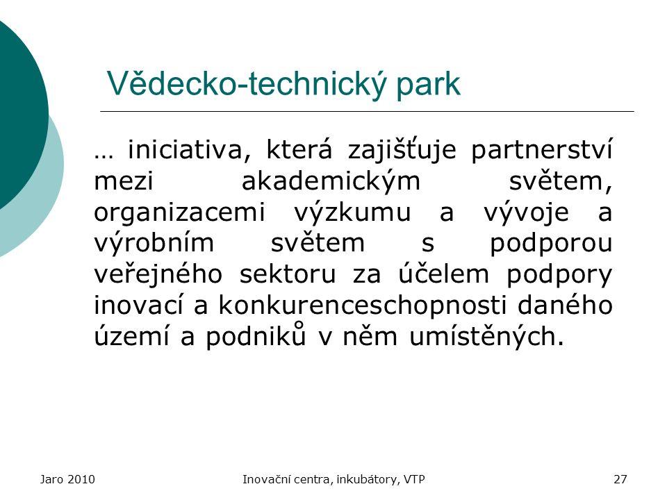 Vědecko-technický park