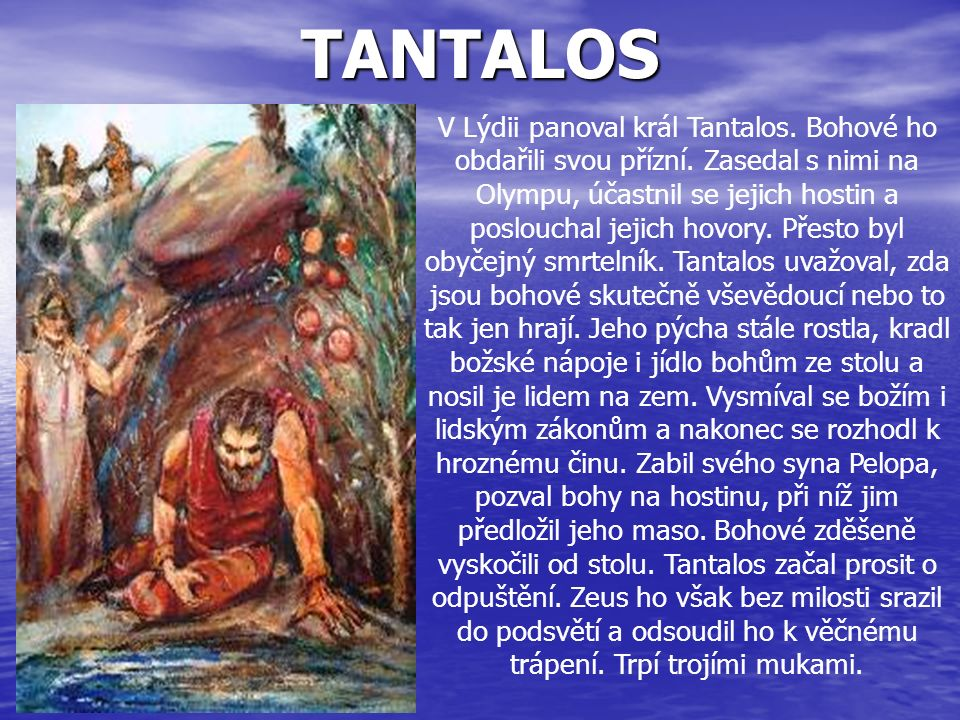 TANTALOS
