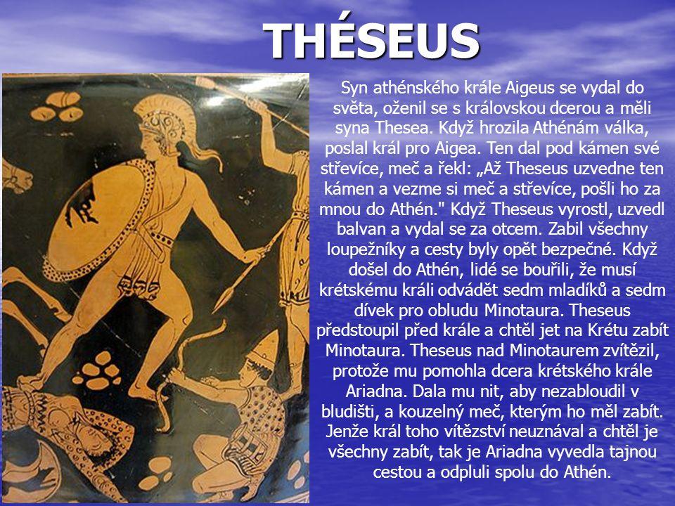 THÉSEUS