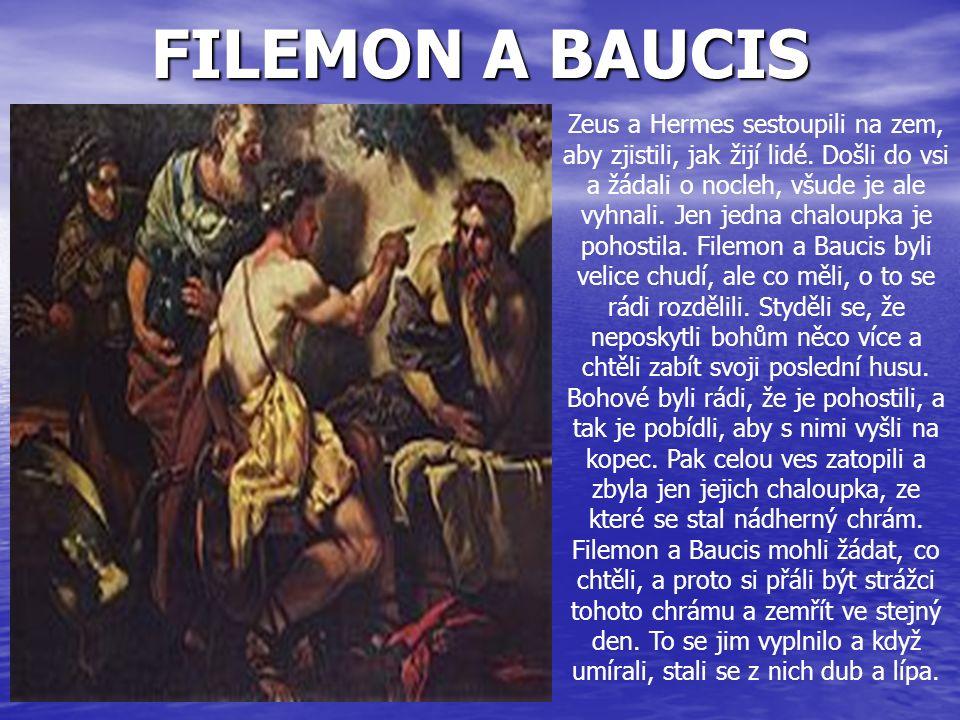 FILEMON A BAUCIS