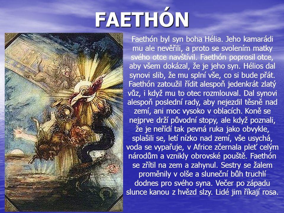 FAETHÓN