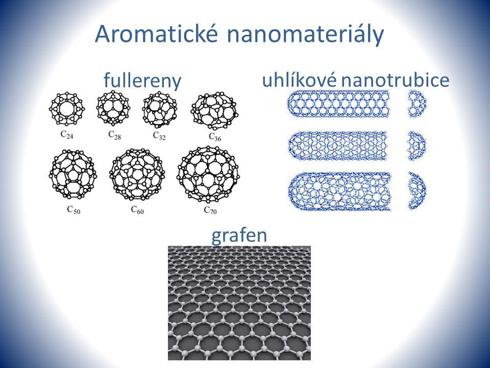 Aromatické nanomateriály
