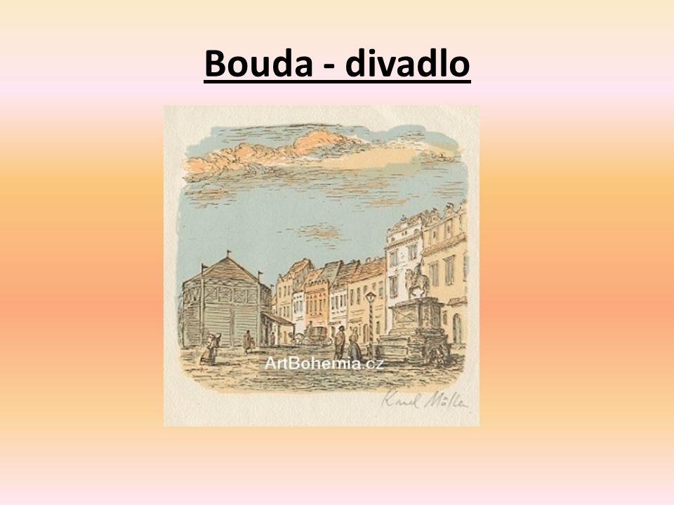 Bouda - divadlo Obrázek číslo 4
